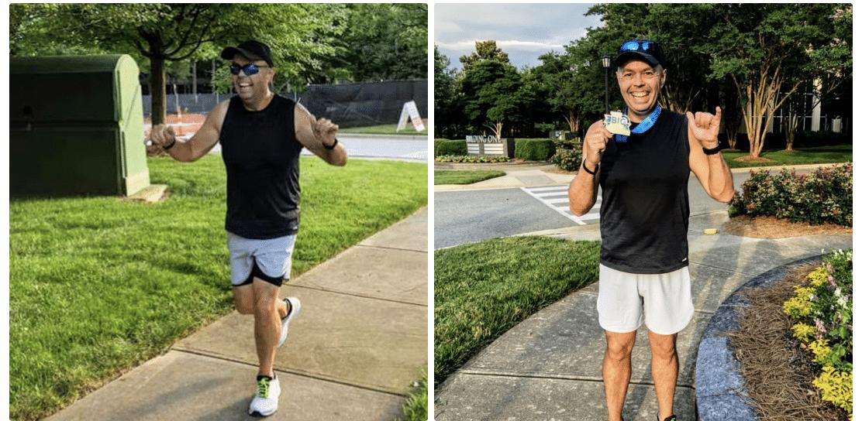 Andy Beal 5K Runner