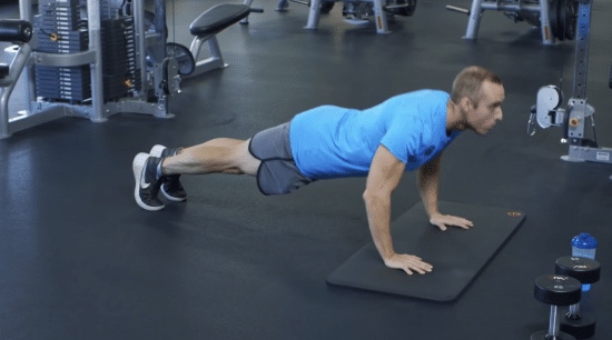 15 Minute Full Body Workout Routine