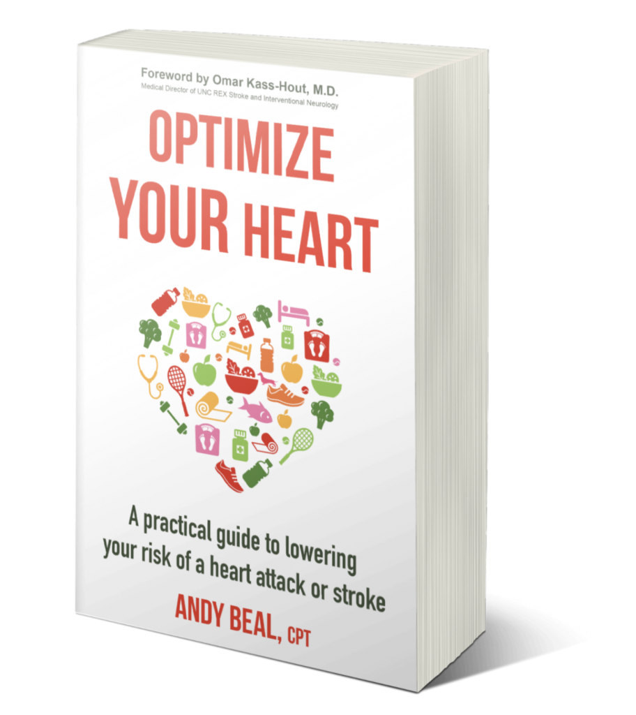 Optimize Your Heart Book Cover