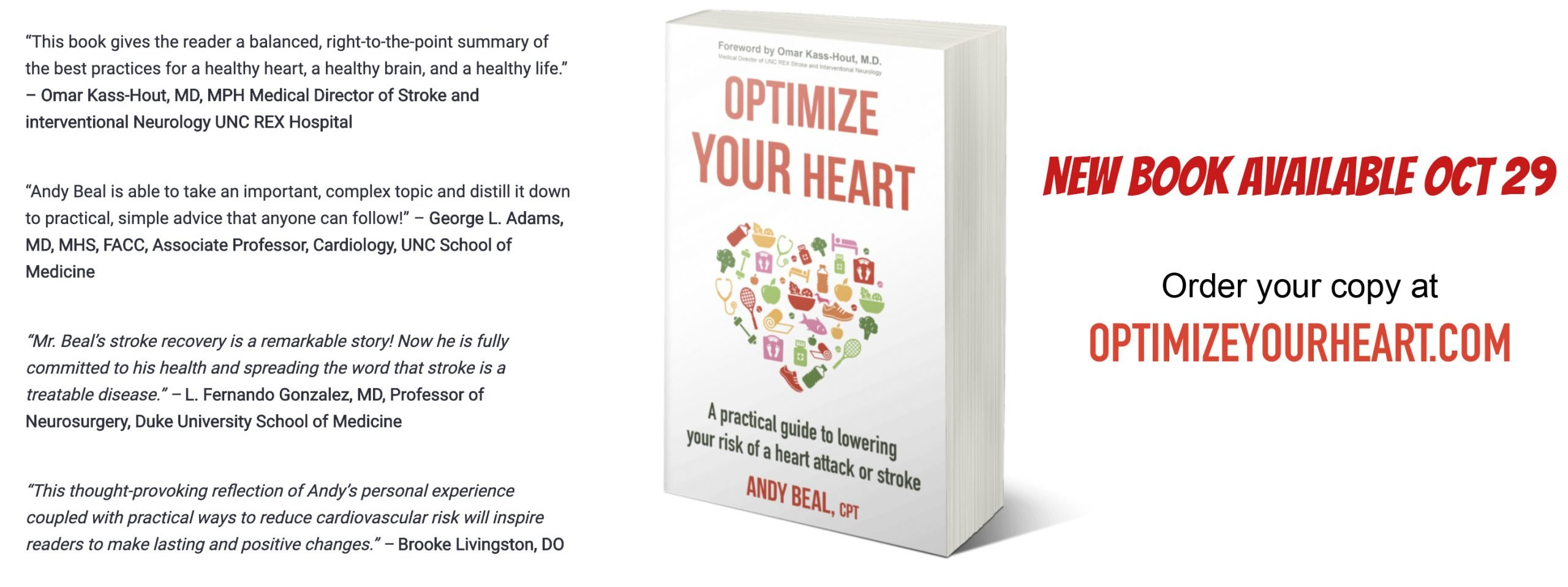 Optimize Your Heart